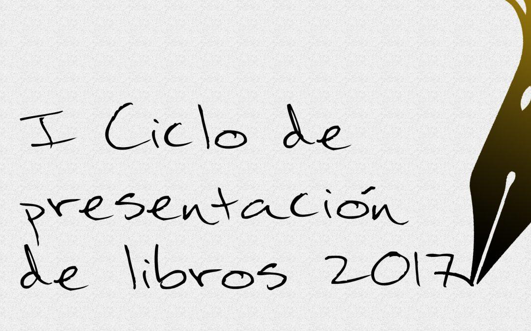 Ciclo: Presentación de Libros