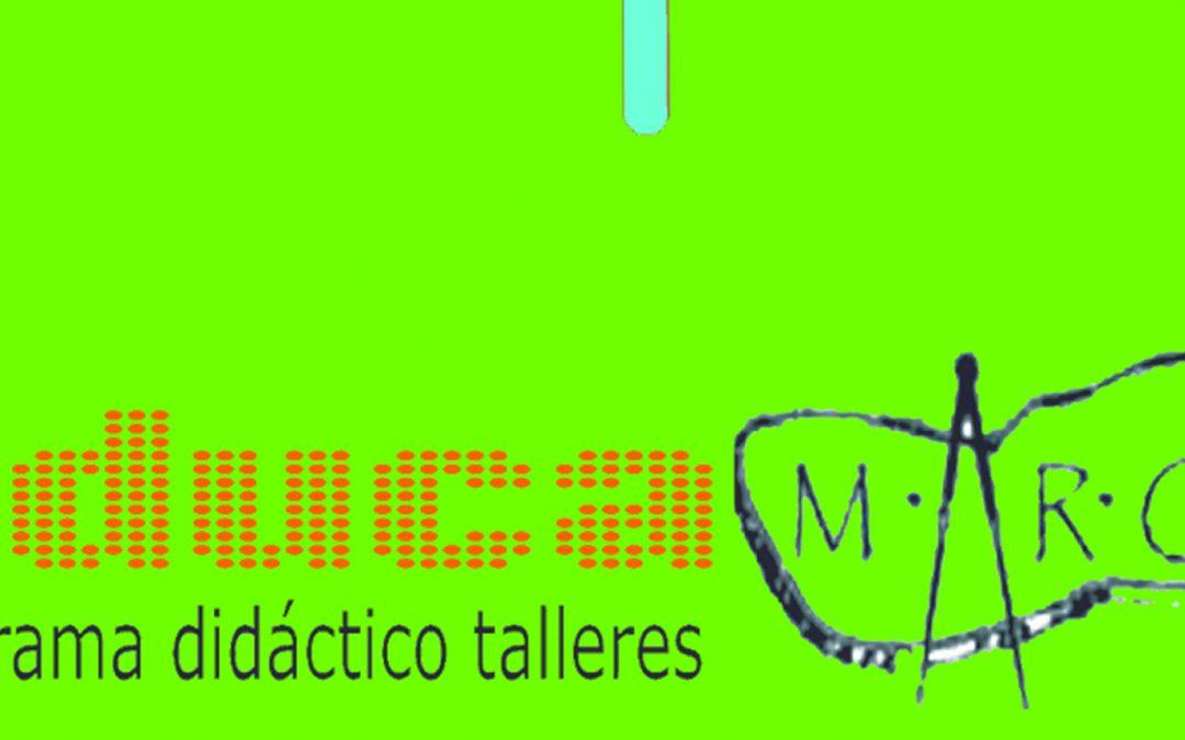 (Español) Talleres Educamarca Marzo-Abril 2017